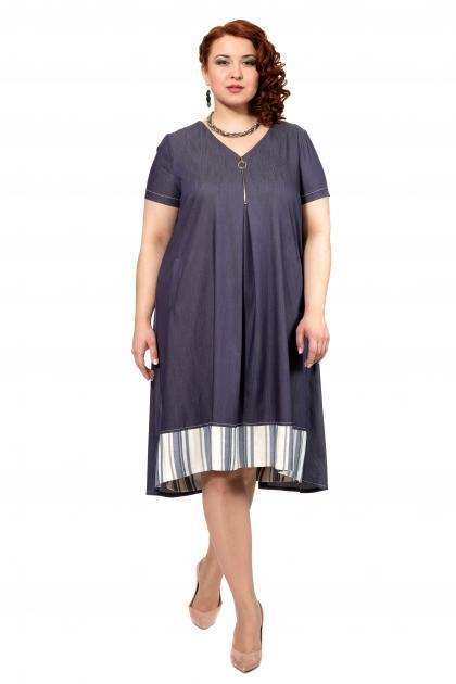 Артикул 334432 - платье большого размера