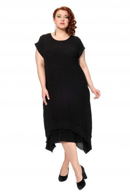 Артикул 300558 - платье большого размера