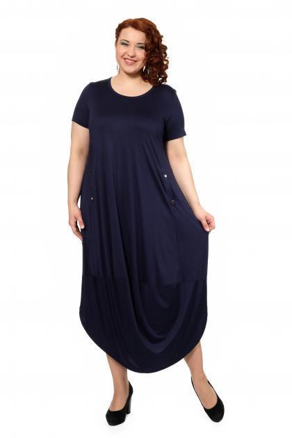 Артикул 334420 - платье большого размера