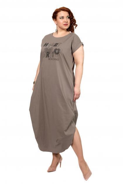 Артикул 307182 - платье большого размера