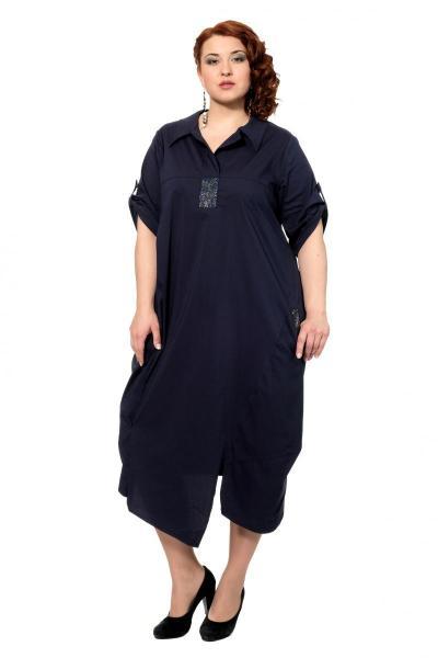 Артикул 307188 - платье большого размера