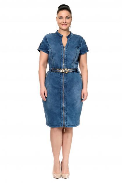 Артикул 300299 - платье большого размера