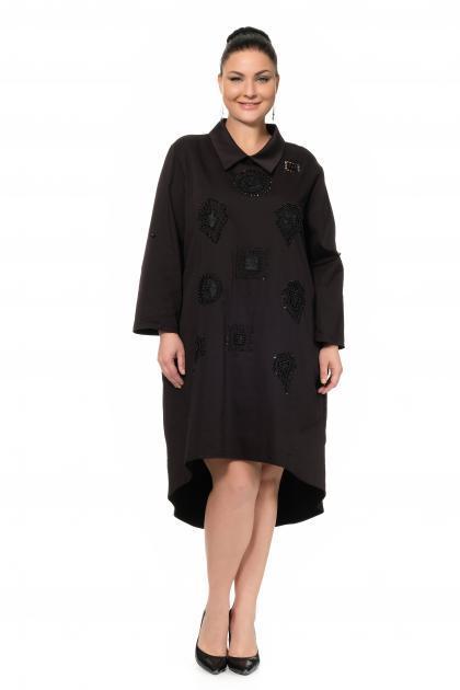 Артикул 301985 - платье большого размера