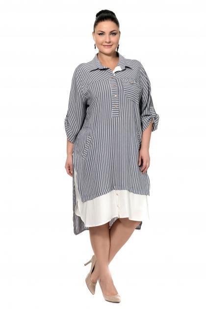 Артикул 334415 - платье большого размера