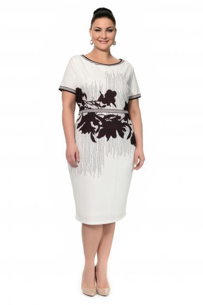 Артикул 429054 - платье большого размера