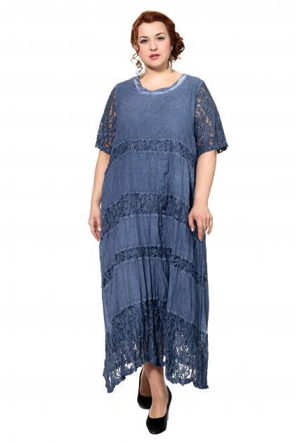 Артикул 367024 - платье большого размера