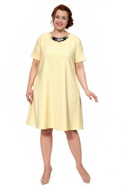 Артикул 302959 - платье большого размера