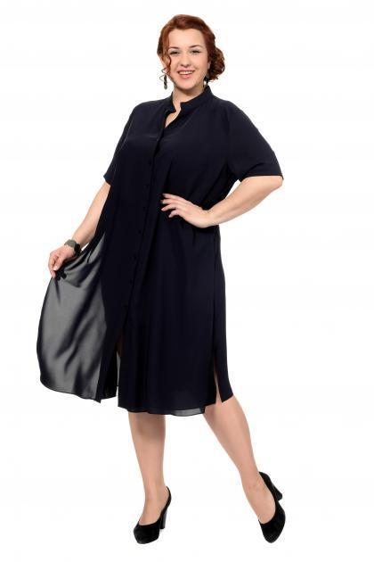 Артикул 305076 - платье большого размера