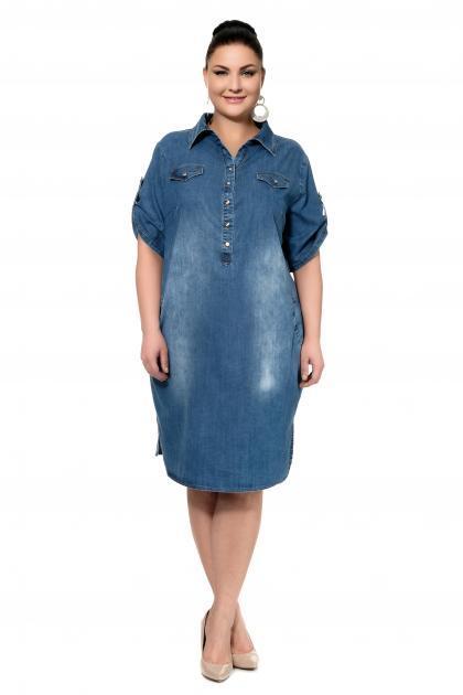 Артикул 302334 - платье большого размера