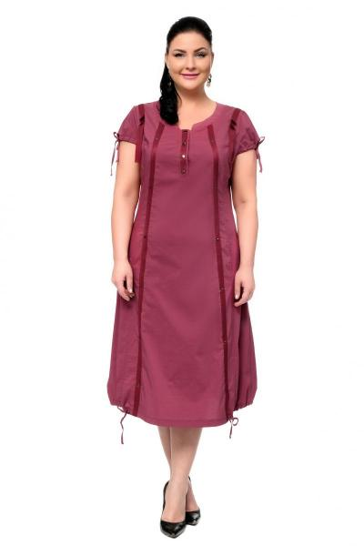 Артикул 17325 - платье  большого размера