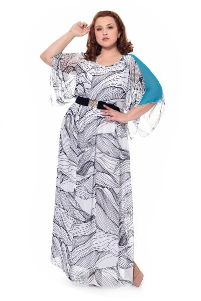 Артикул 17328 - платье большого размера