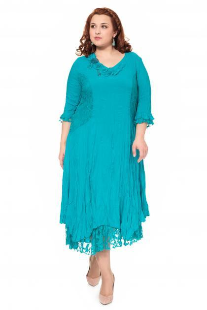 Артикул 303926 - платье большого размера