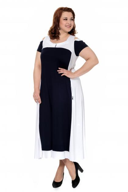 Артикул 303922 - платье большого размера