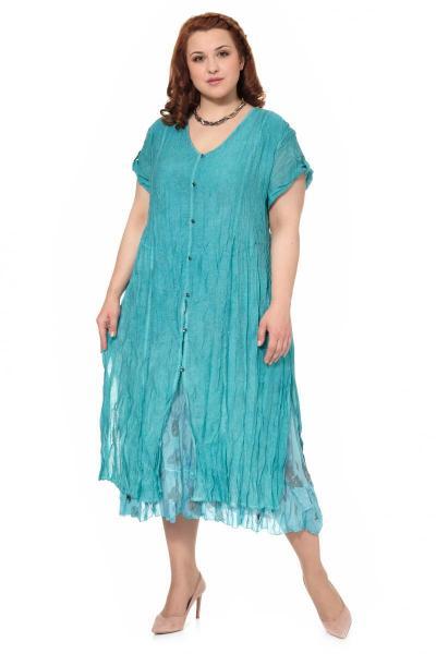 Артикул 303925 - платье большого размера