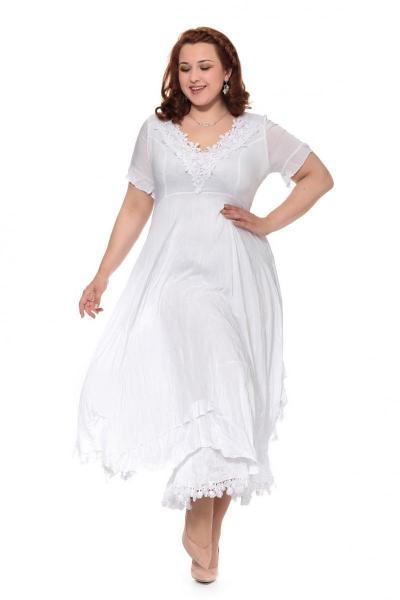 Артикул 303924 - платье большого размера