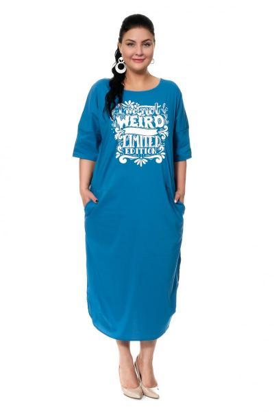 Артикул 17334 - платье большого размера