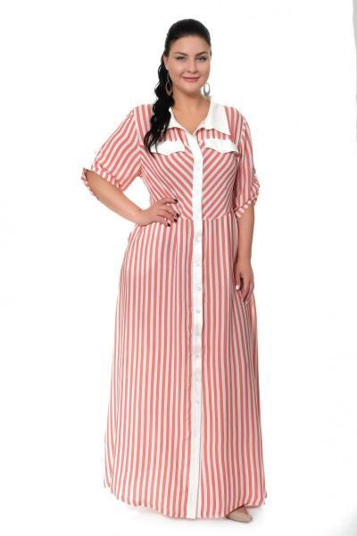Артикул 17333 - платье большого размера