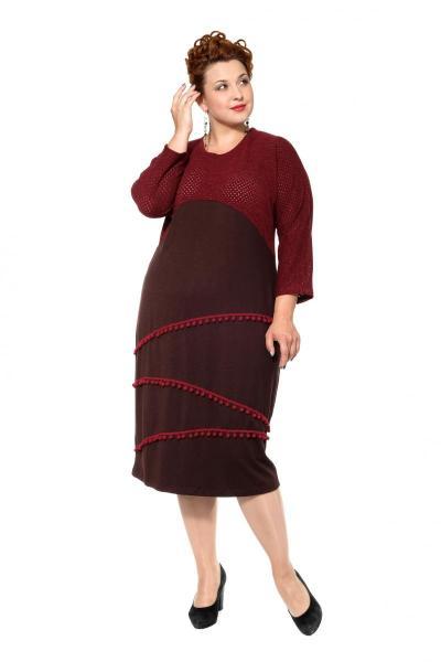 Артикул 17344 - платье большого размера