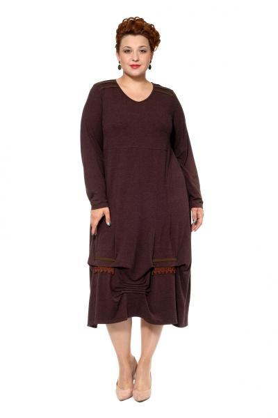 Артикул 17343 - платье большого размера