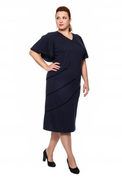 Артикул 16311 - платье большого размера