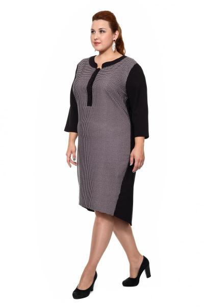 Артикул 201643 - платье большого размера