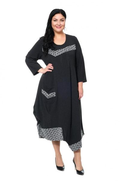 Артикул 17346 - платье большого размера