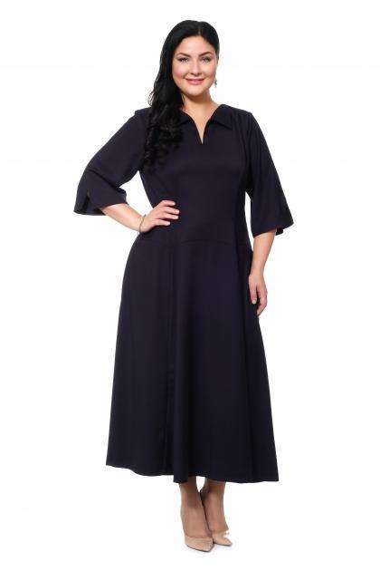 Артикул 17347 - платье большого размера