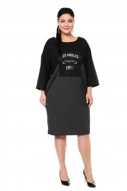 Артикул 302576 - платье большого размера