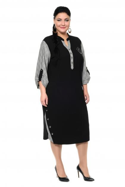 Артикул 303048 - платье большого размера