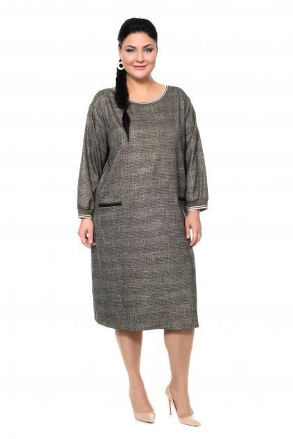 Артикул 301073 - платье большого размера