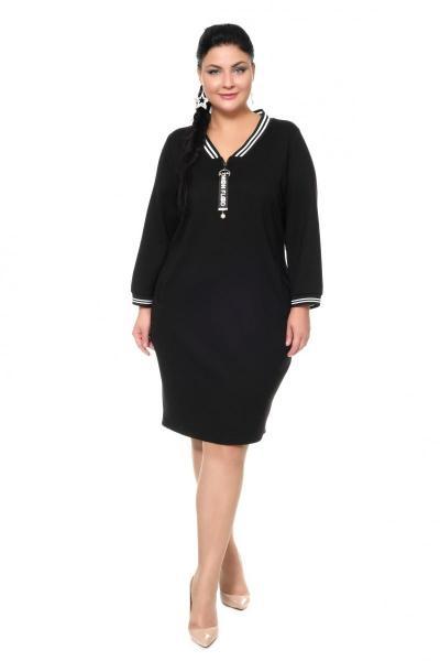 Артикул 306326 - платье большого размера