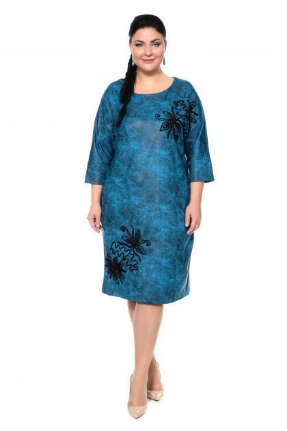 Артикул 306740-1 - платье большого размера