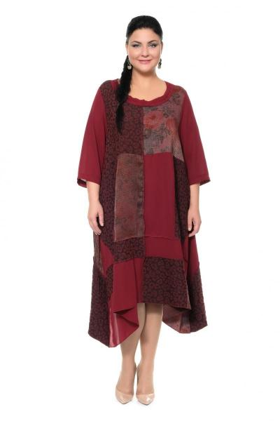 Артикул 300552-1 - платье большого размера