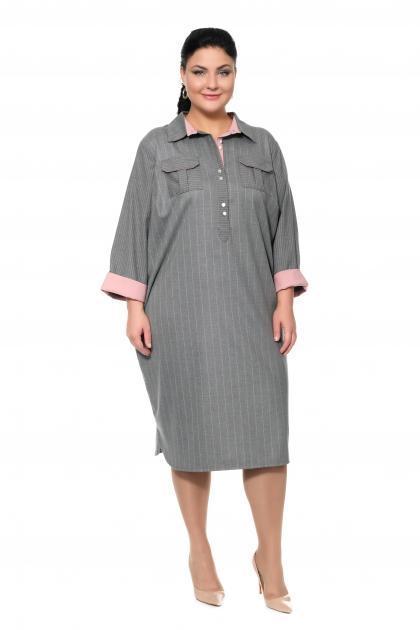 Артикул 307702 - платье большого размера