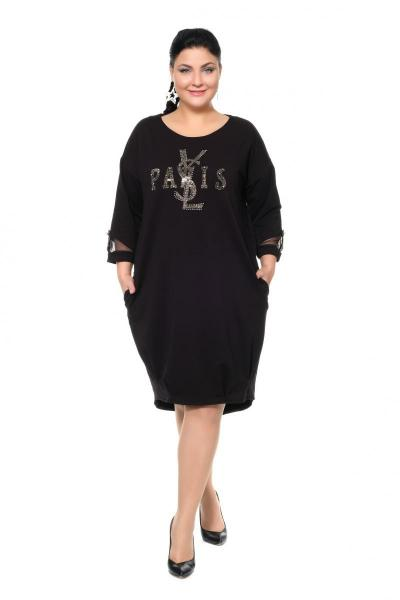 Артикул 307308 - платье большого размера