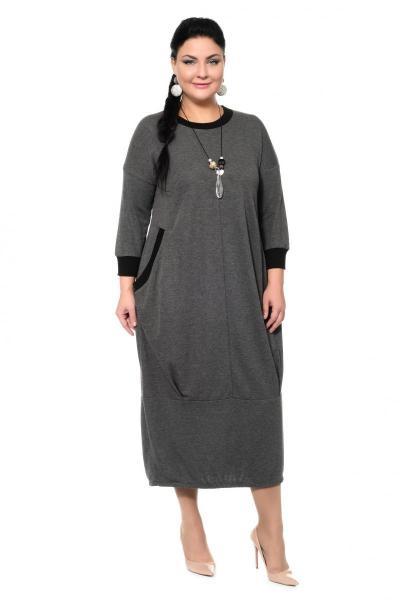 Артикул 335413 - платье большого размера