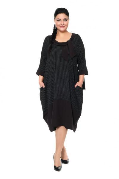 Артикул 300591 - платье большого размера