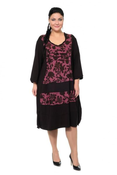 Артикул 300563 - платье большого размера