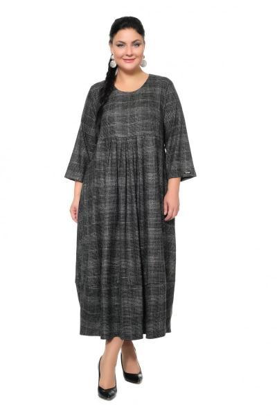 Артикул 301605 - платье большого размера