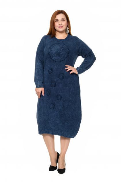 Артикул 300973 - платье большого размера