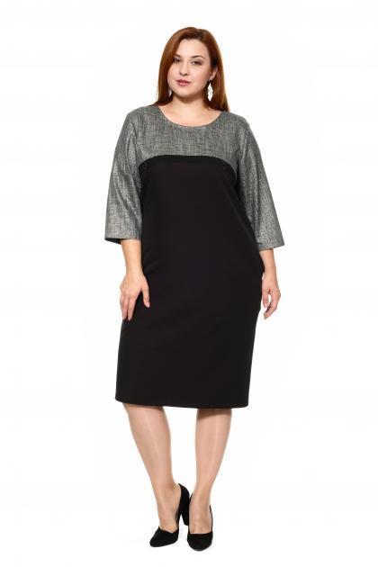 Артикул 304033 - платье большого размера