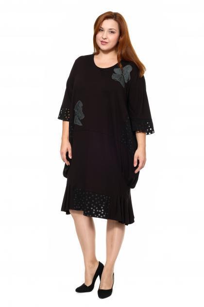 Артикул 300564 - платье большого размера