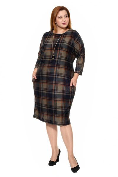 Артикул 305504 - платье большого размера