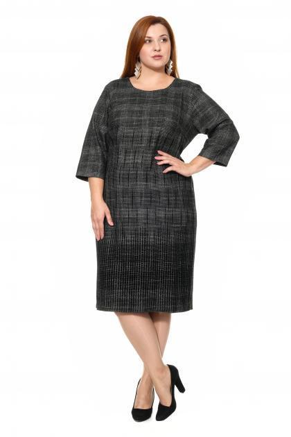 Артикул 304053 - платье большого размера