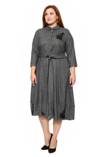 Артикул 309206 - платье большого размера