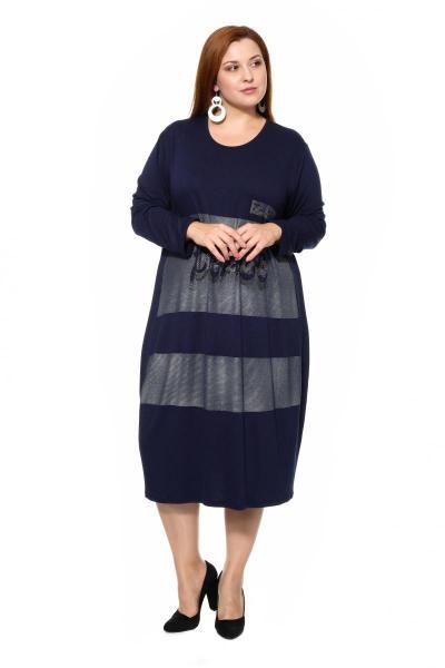 Артикул 309621 - платье большого размера
