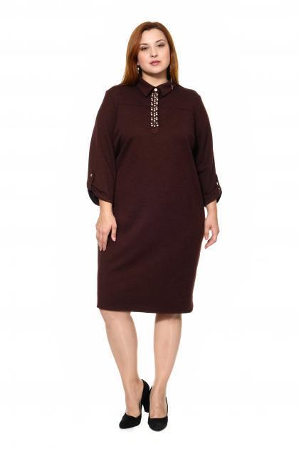 Артикул 307226 - платье большого размера