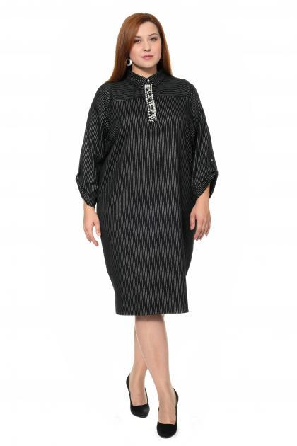 Артикул 307701 - платье большого размера