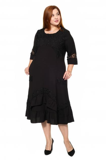 Артикул 307029 - платье большого размера