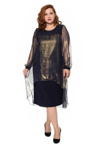 Артикул 16387 - платье большого размера